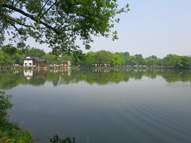 Visiting China | Hangzhou Lake