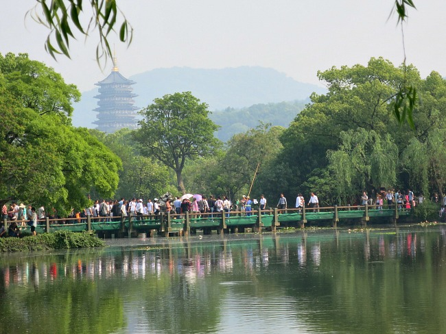 Visiting China | Hangzhou