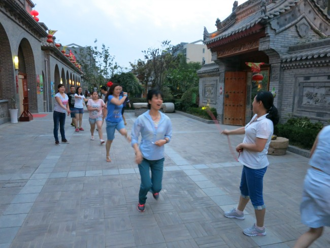 Skipping China Fun