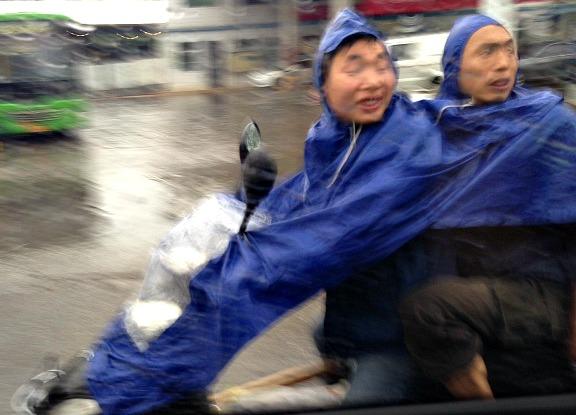 Xi'an weather