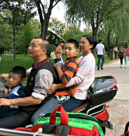 Bike rules China
