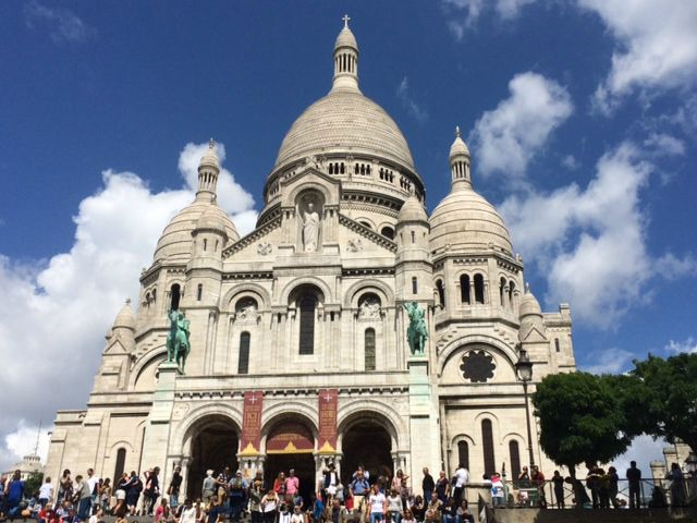 Sacre-Coeur Paris | Mint Mocha Musings