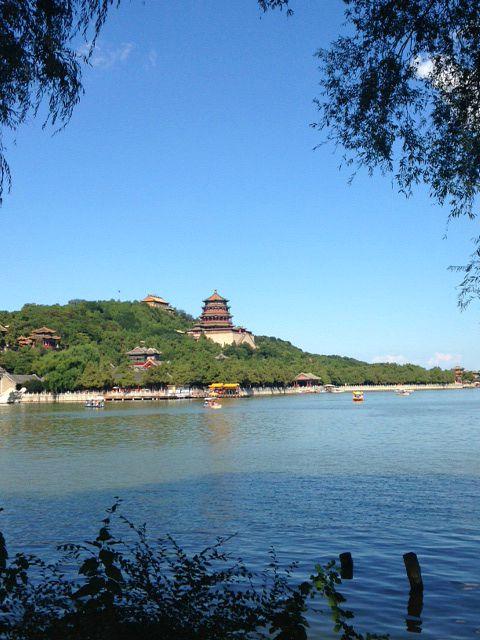Visiting the Summer Palace