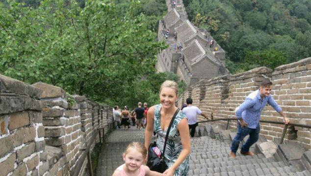 Beijing's Great Wall
