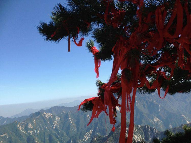 Mt HuaShan China