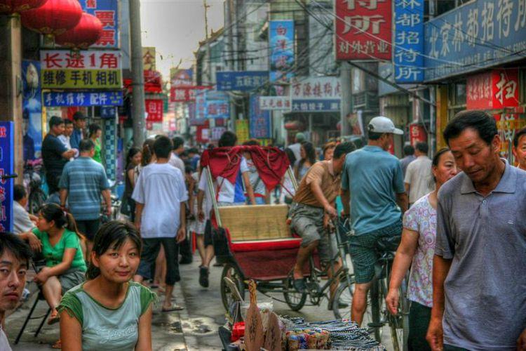 Hutongs China