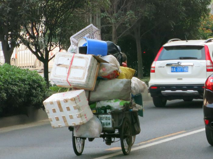 Xian transport