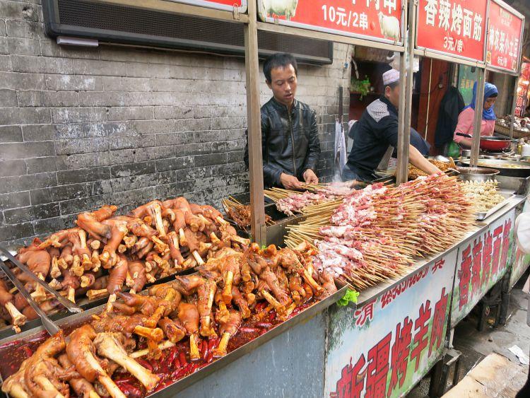 Street Food Xian