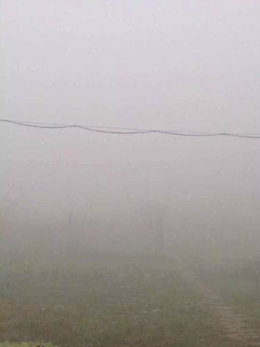 Polluted Skies China