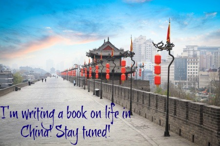 Life in China book