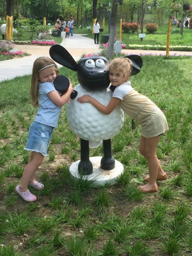 Sheepish Shaun