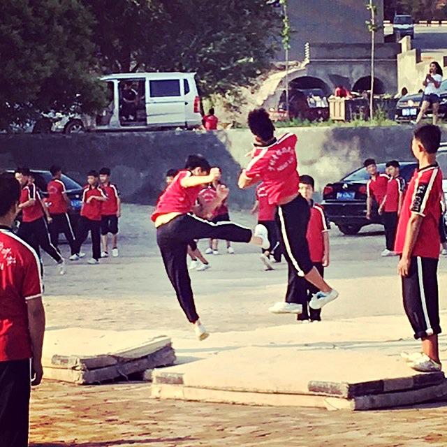 Martial Arts Shaolin Monastery