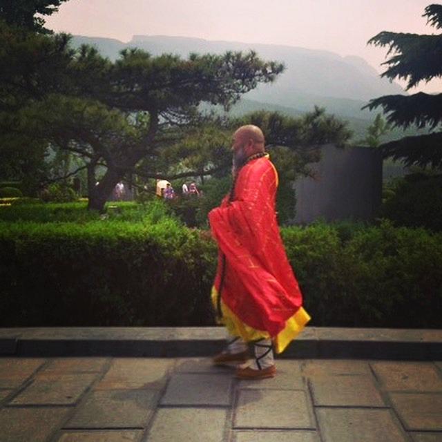 Monk Shaolin