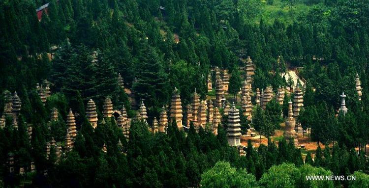 Pagodas Shaolin