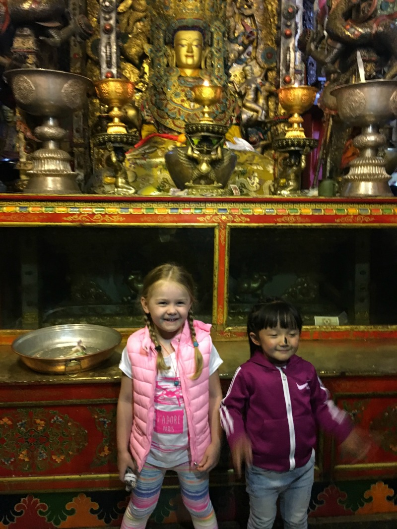 Pilgrims in Tibet | Mint Mocha Musings