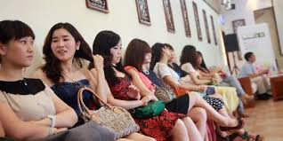Unmarried Women in China