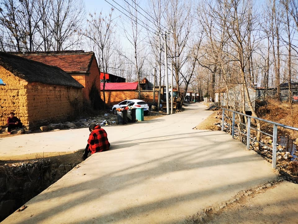 Chinese Village Coronavirus