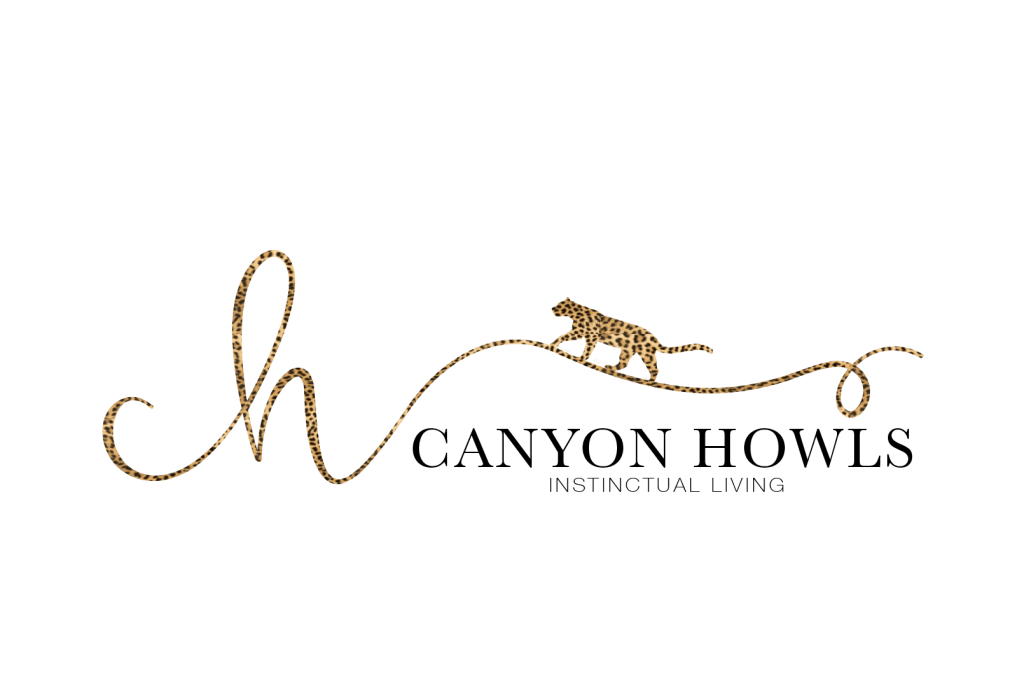 Canyon Heart - old logo design