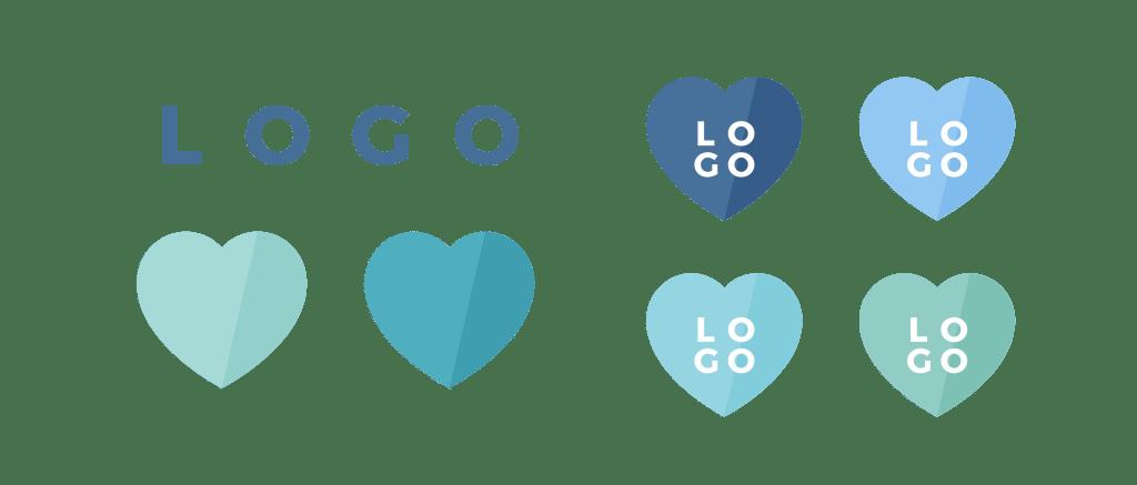 Alternative Logos + Submarks Design - Brand & Website Design Package - Process & Deliverables - MintSwift
