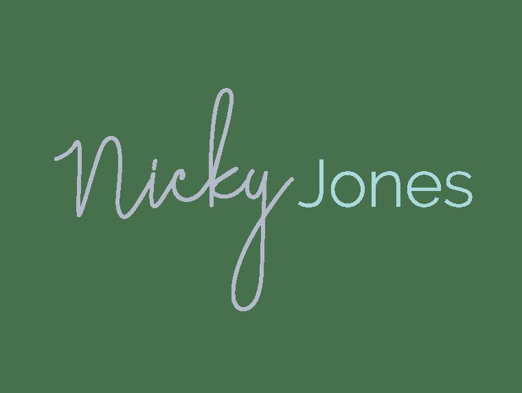 Nicky Jones - Brand Design - MintSwift