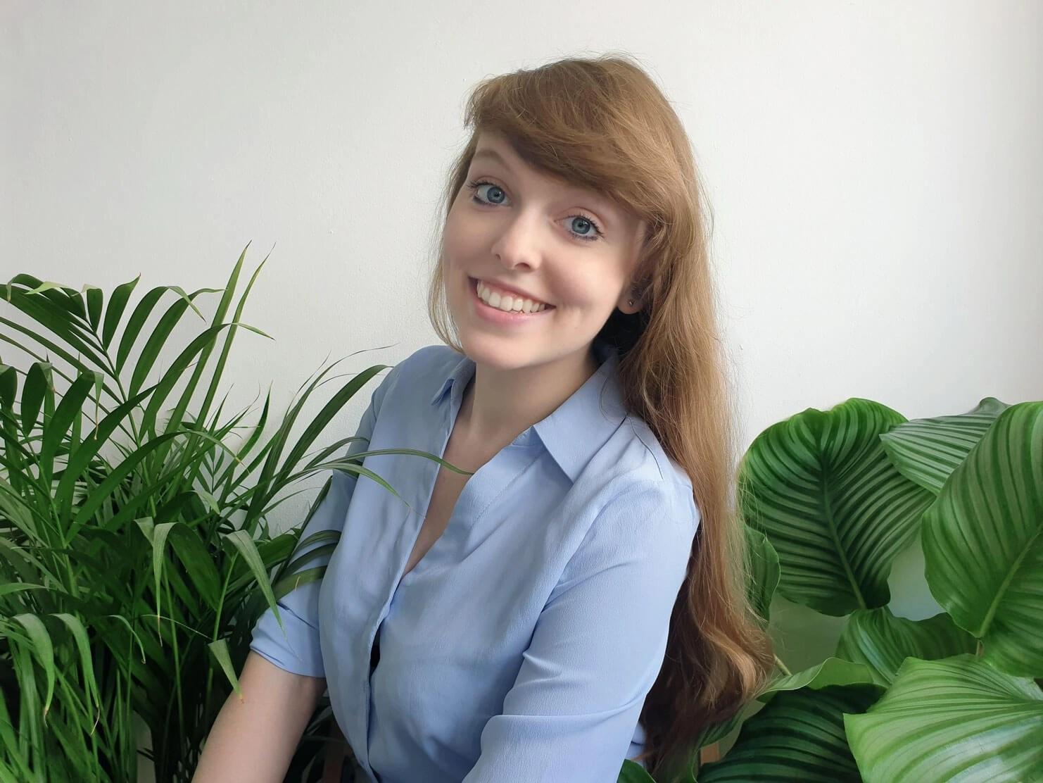 Adrianna Leszczynska of MintSwift - London Based Freelance Illustrator - Profile Picture - Full Size