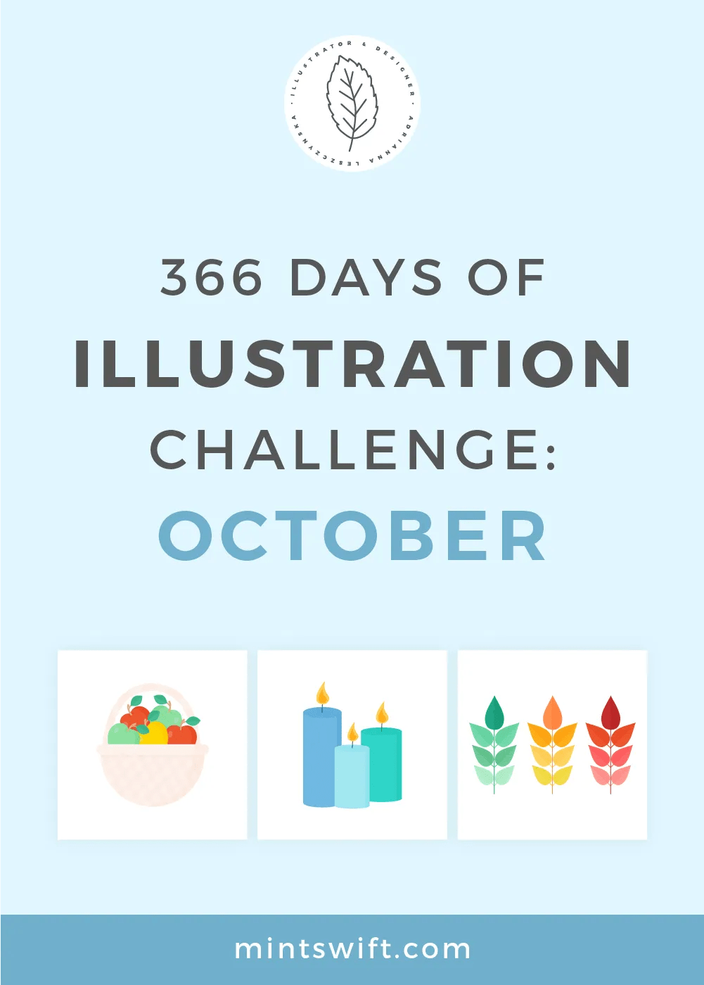 366 Days of Illustration Challenge – October