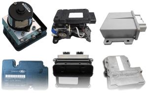 Anti-lock Braking System Control Modules (ABS)