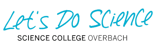 science college overbach logo