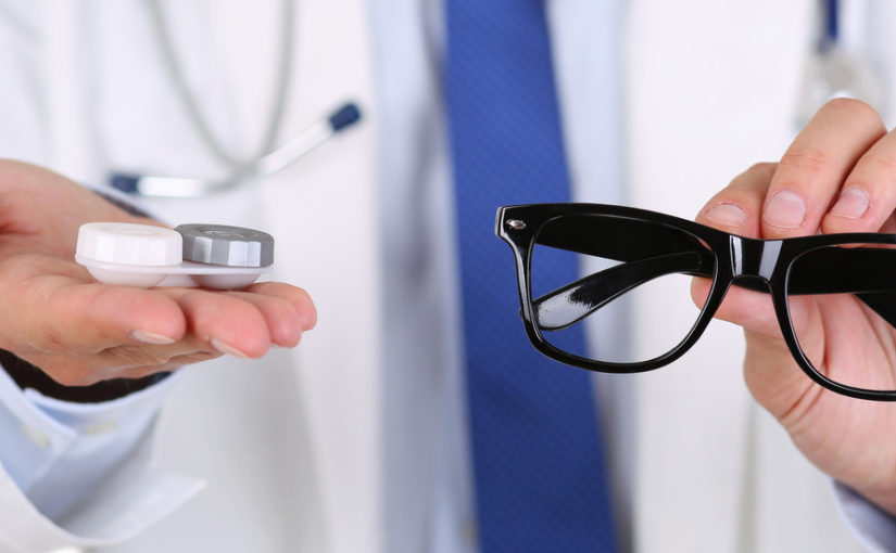 Miks kontaktläätsed on parem kui prillid?