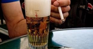 tubakas ja alkohol