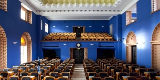Otseylekanded Riigikogu istungisaalis tunnuspilt