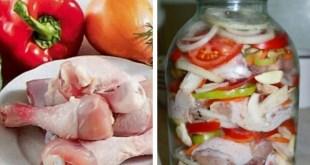 Mahlane kana purgis: originaalne, lihtne ja maitsev roog, mis rõõmustab teie koduseid
