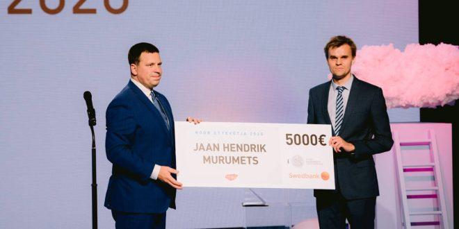 2020 Autasustamine Jaan Hendrik Murumets Krakul OU scaled