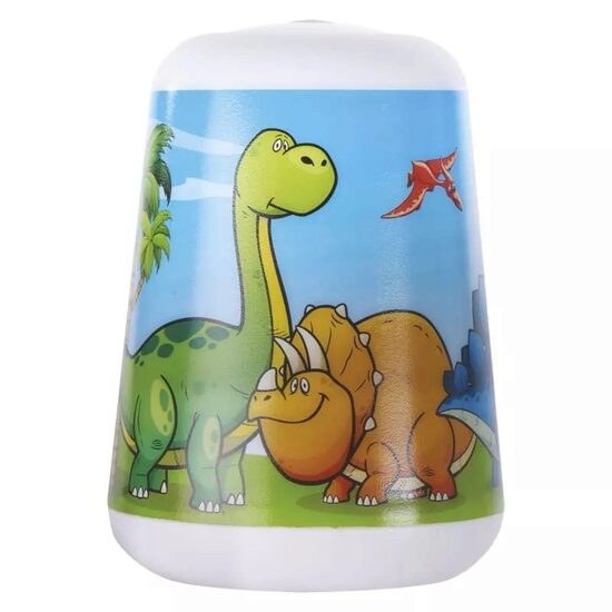 Veioza LED pentru copii cu figurina Dino, Emos P3380