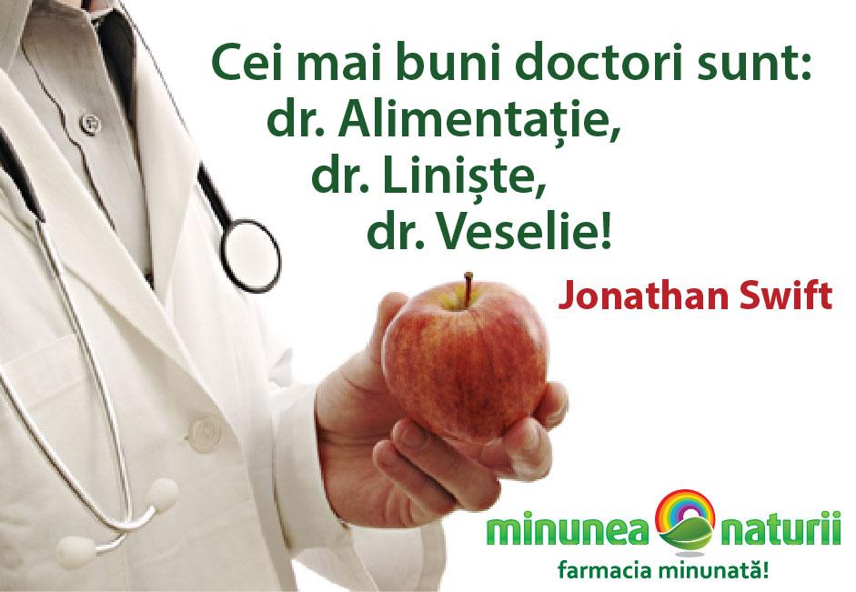 Cei mai buni doctori - Minunea Naturii - Farm. Anca Ienin - consultant in nutritie si sanatate