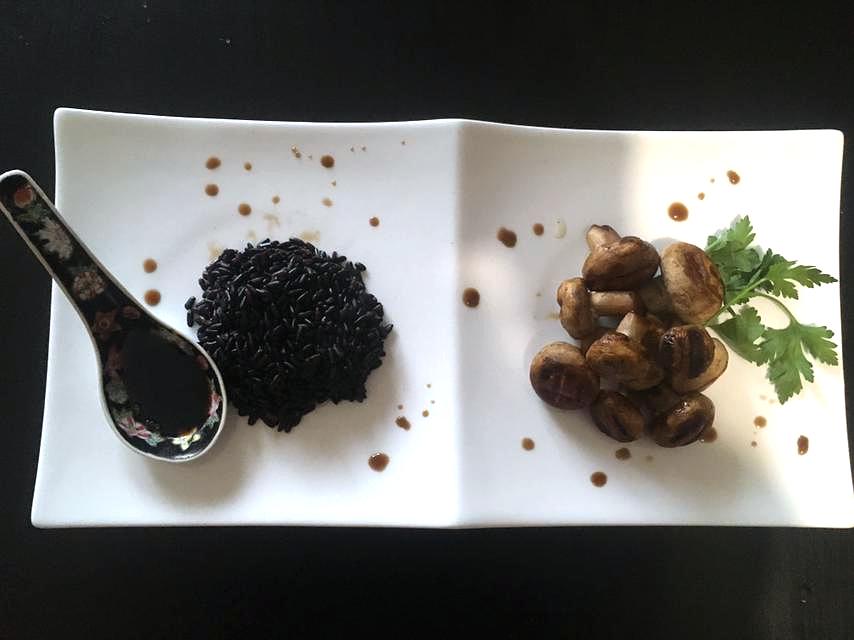 reteta orez negru