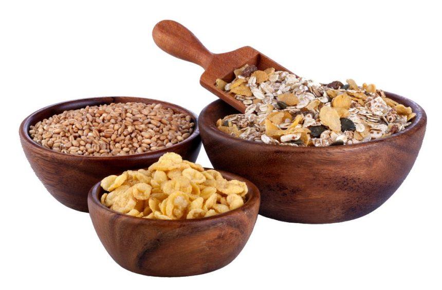 cereale integrale la micul dejun
