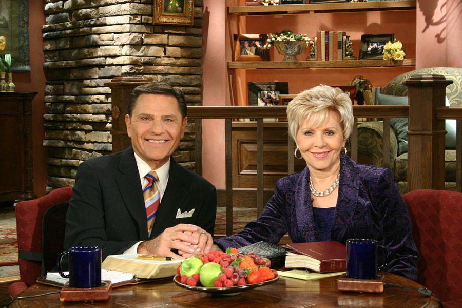 El telepredicador Kenneth Copeland i la seva dona, Gloria Copeland. / Kenneth Copeland Ministries