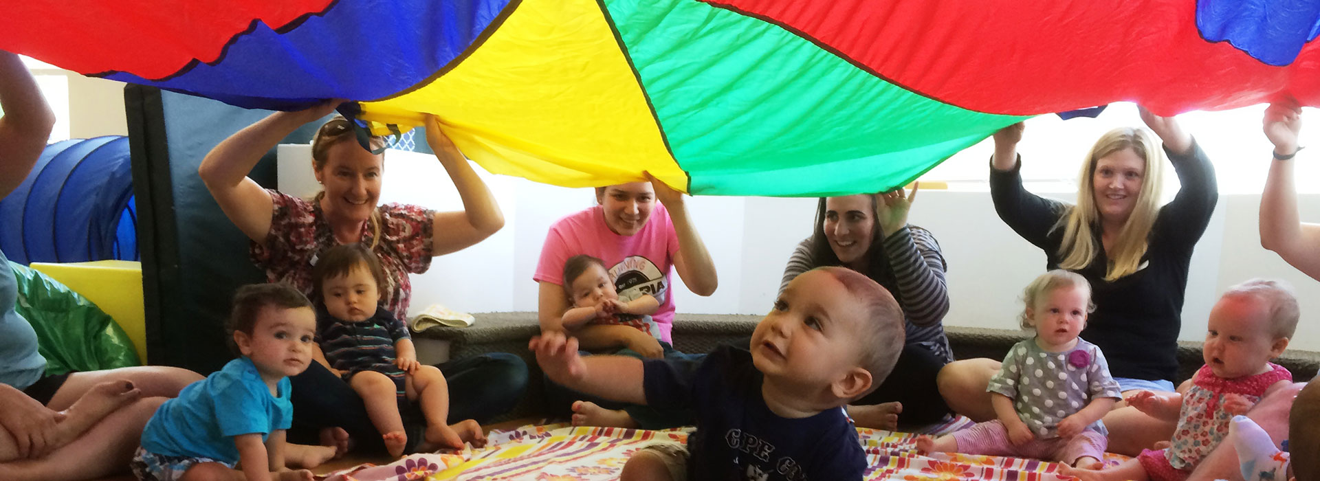 Early Intervention Baby Group