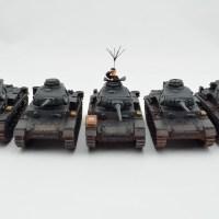 Panzer III J Platoon