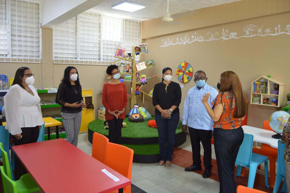 Dirección Regional de Educación 15 recibe otro Centro de Recursos ...