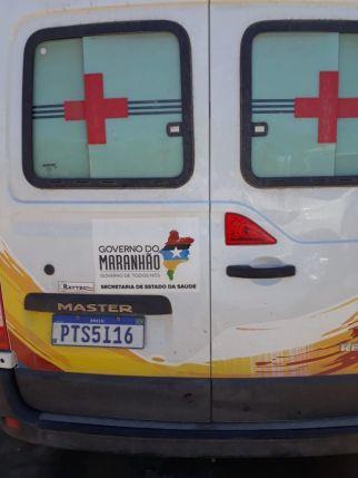 ja sao quatro ambulancia doada pelo deputado rigo teles e flagrada com vestigios de envolvimento em acidente em barra do corda 2 768x1024 - JÁ SÃO QUATRO: Ambulância doada pelo deputado Rigo Teles é flagrada com vestígios de envolvimento em acidente, em Barra do Corda - minuto barra