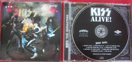 A edição remaster do CD