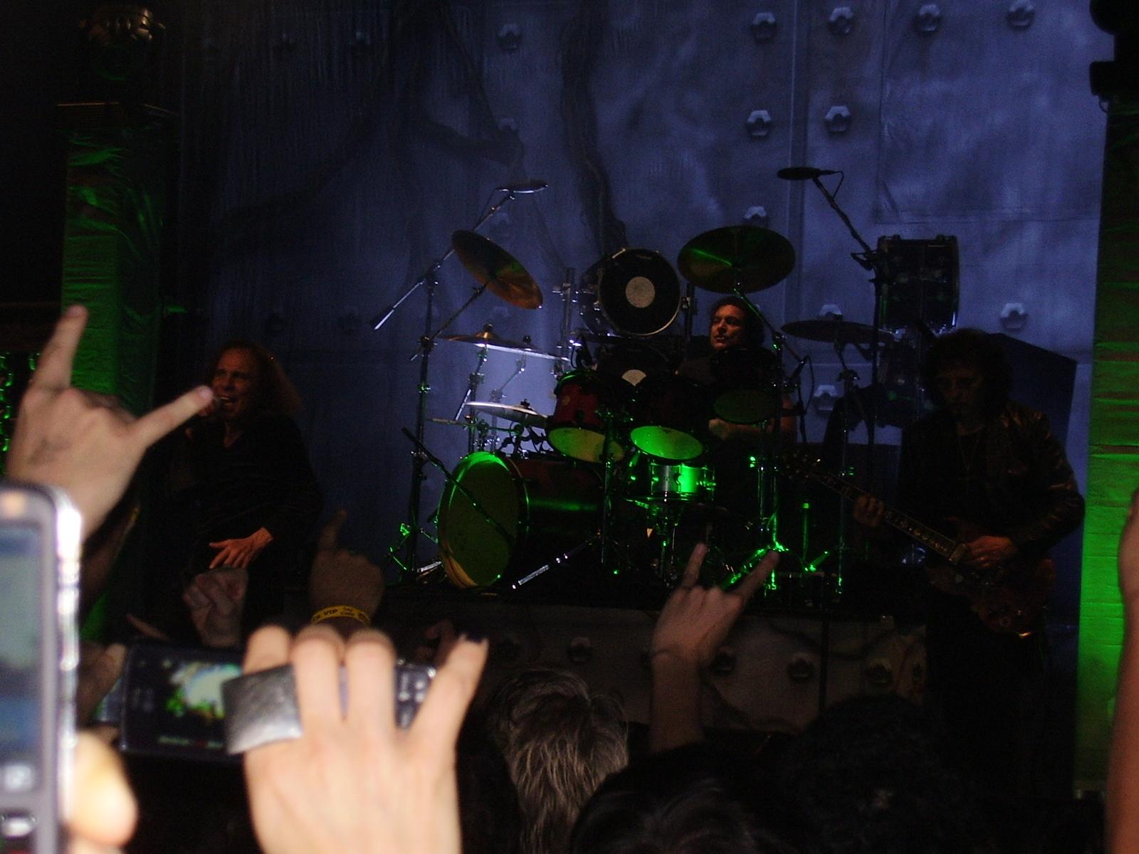 Dio, Vinny & Iommi