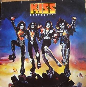 Kiss Destroyer - Vinil Brasileiro