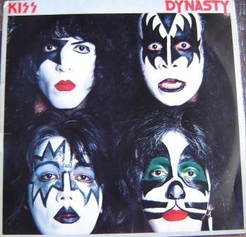 O Vinil de Dynasty - O retorno do Kiss