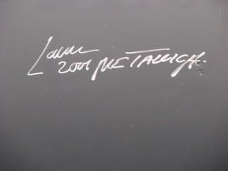 Lars Ulrich (destaque do bumbo)