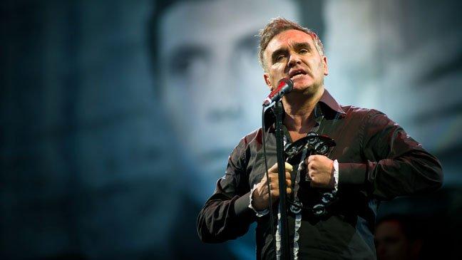 "Morrissey lança o single ""I Wish You Lonely"""