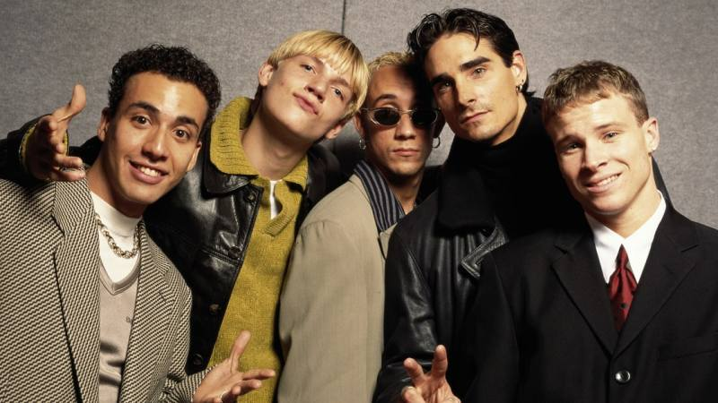 "Backstreet Boys: ""Don't Go Break My Heart"" atinge as paradas da Billboard"