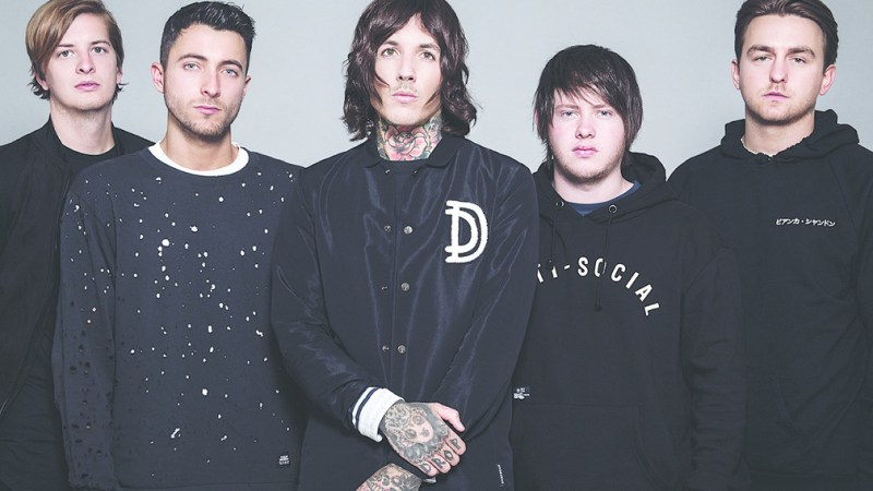 "Bring Me The Horizon lança segundo single de ""amo"": ""wonderful life"""